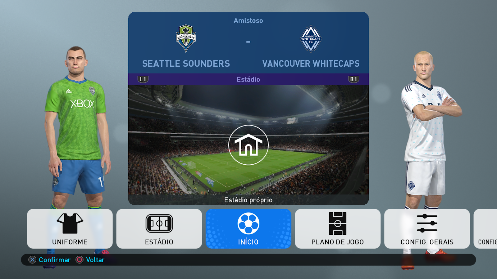 new arrival fac42 dab41 PES 2019] Seattle Sounders & Vancouver Whitecaps 2018 Kits ...