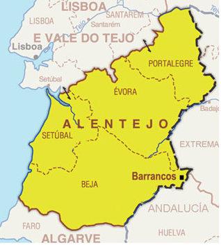 mapa de portugal montemor o novo Portugal  Dicas de Viagem: As Regiões de Portugal mapa de portugal montemor o novo