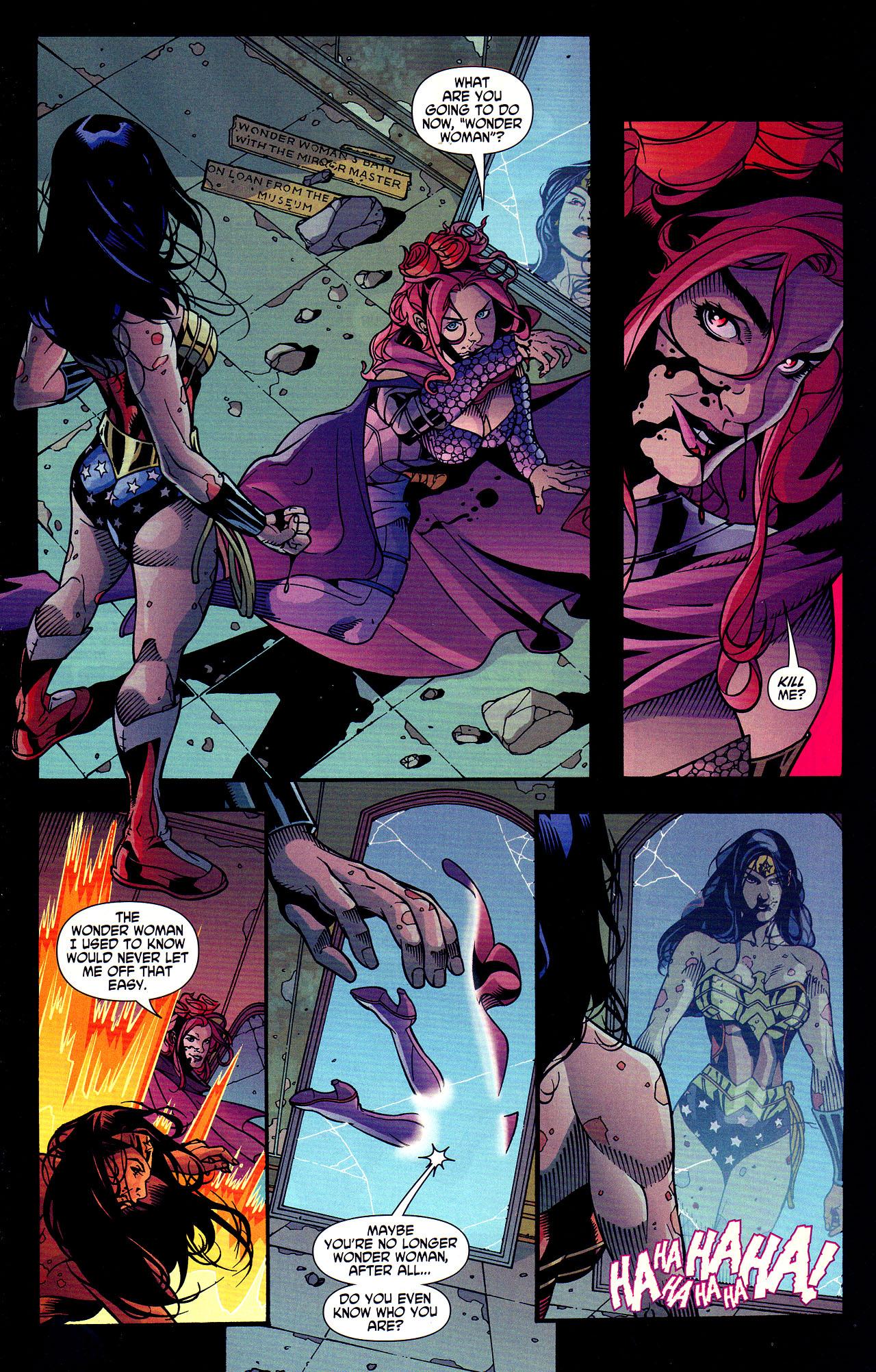 Read online Wonder Woman (2006) comic -  Issue #7 - 8