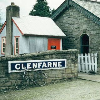 view of glenfarne rail station
