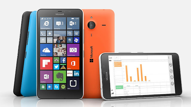 صور هاتف Microsoft Lumia 640 XL LTE:
