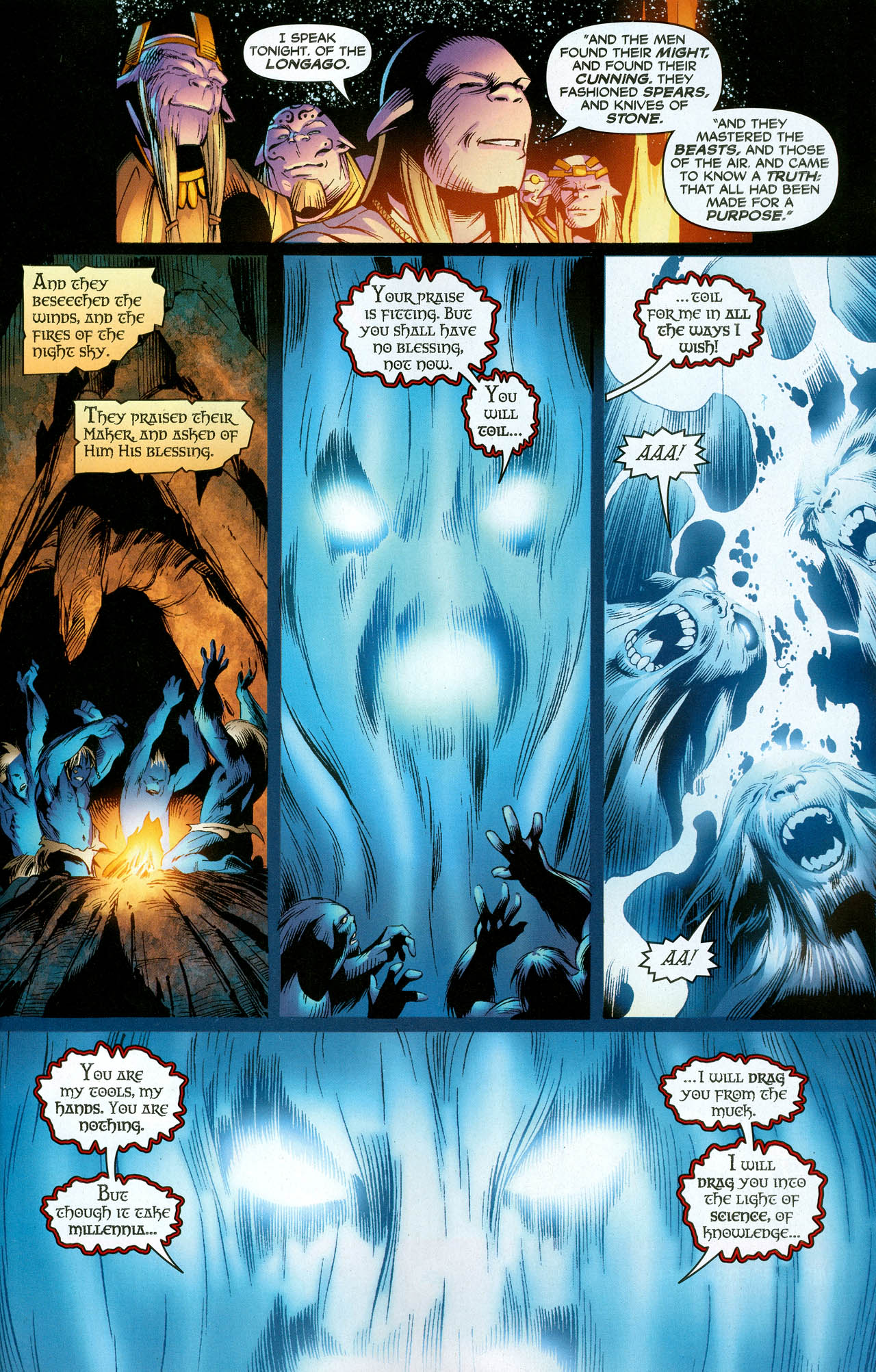 Read online Trinity (2008) comic -  Issue #30 - 7