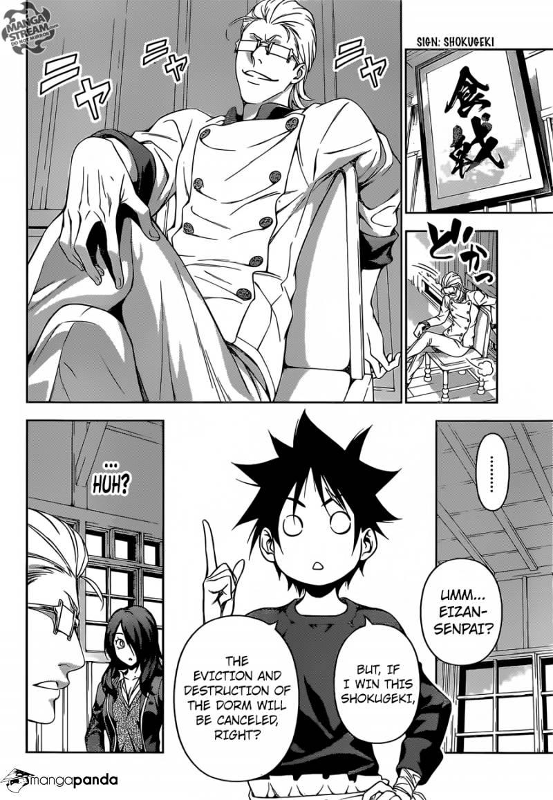 Shokugeki no Soma - Chapter 183
