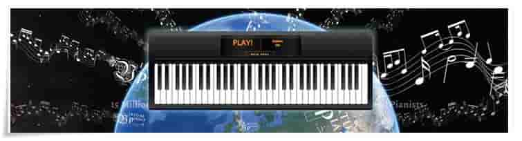virtual piano online