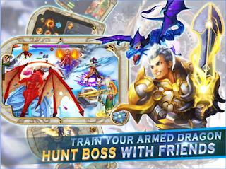 Game Dragon Hunter App