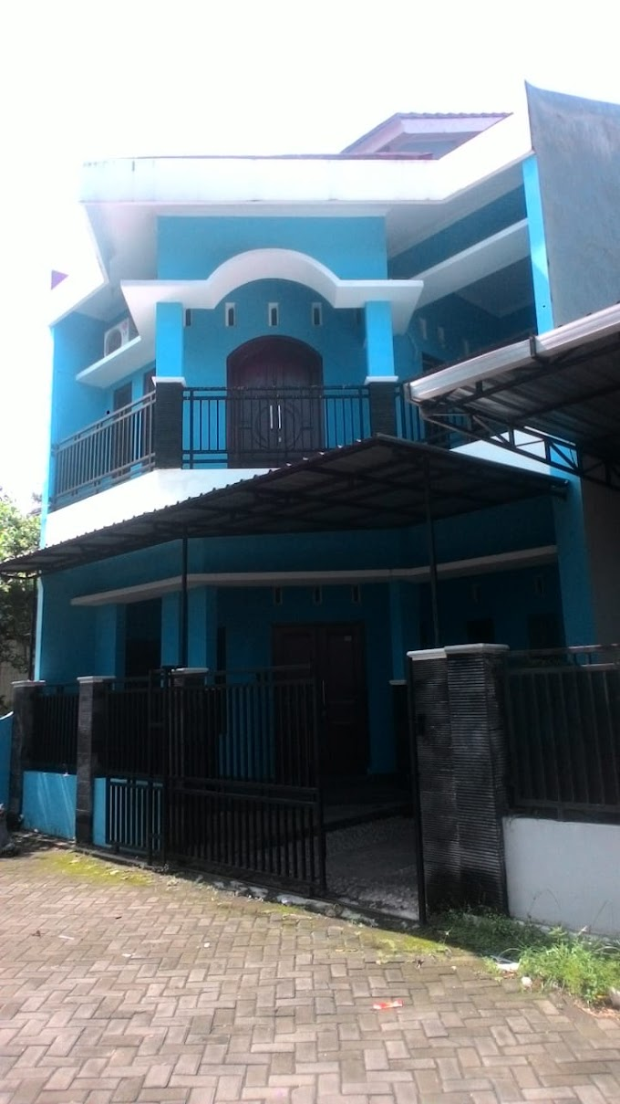 Rumah Minimalis 2 Lantai dalam Perumahan area PASTY Jl. Bantul dalam ringroad