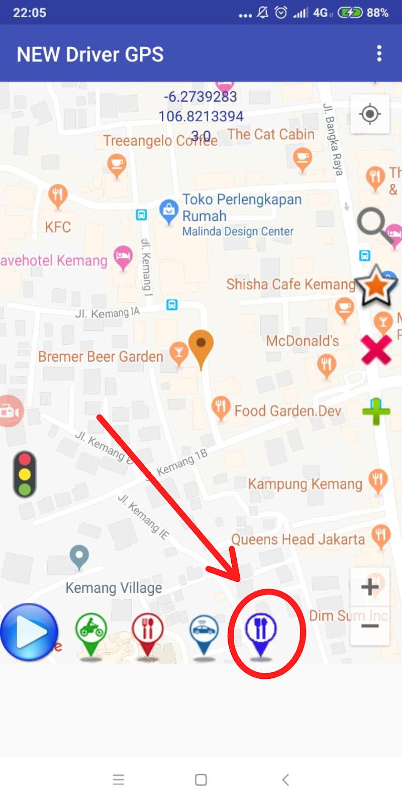 Fake GPS Tuyul Grab Food Terbaru Yang Aman