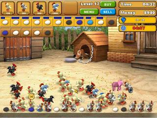 تحميل لعبة Chicken Chase مزرعة الدجاج للكمبيوتر 2018 المجانية