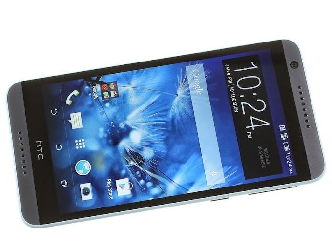 HTC Desire 820 Unbrick Project Folder