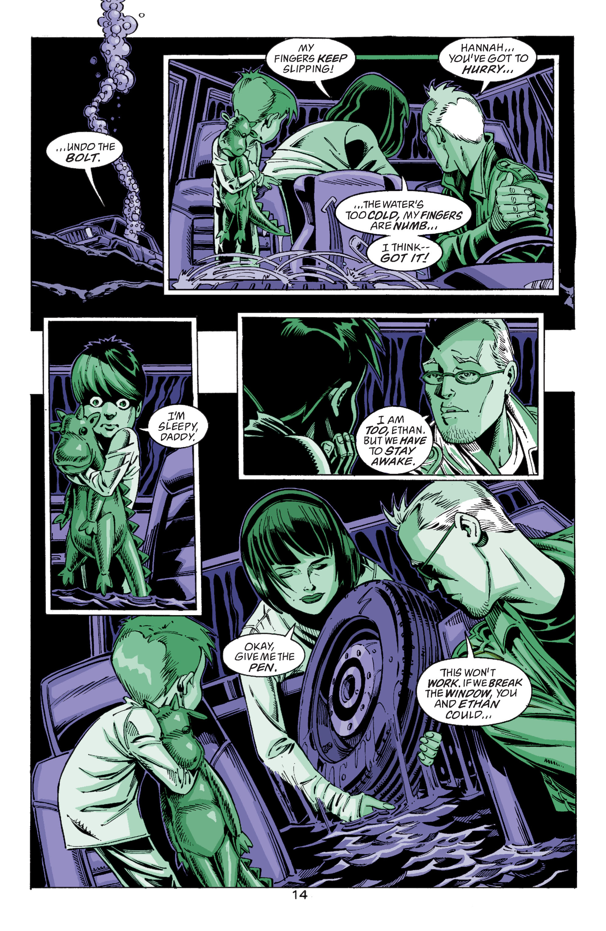 Detective Comics (1937) 757 Page 14