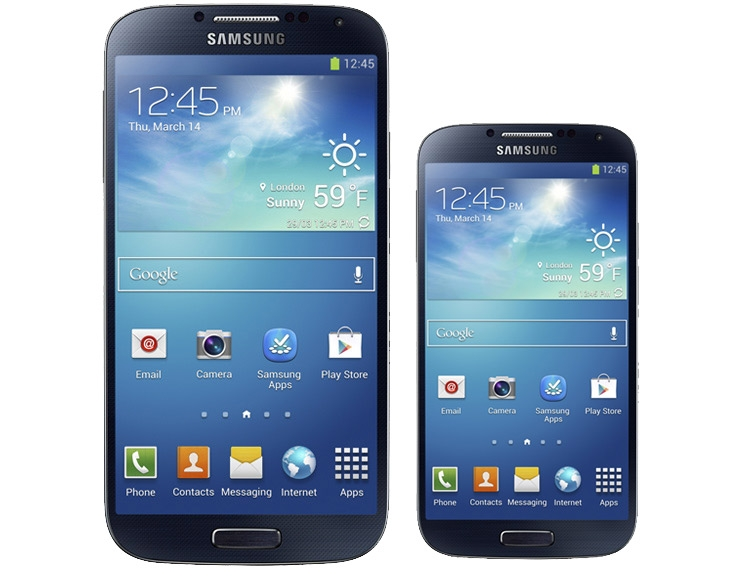 Website: Galaxy S4 Mini Launches This Week