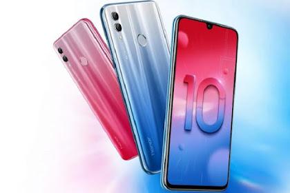 Harga Dan Spesifikasi Honor 10 Lite Yang resmi dirilis di India