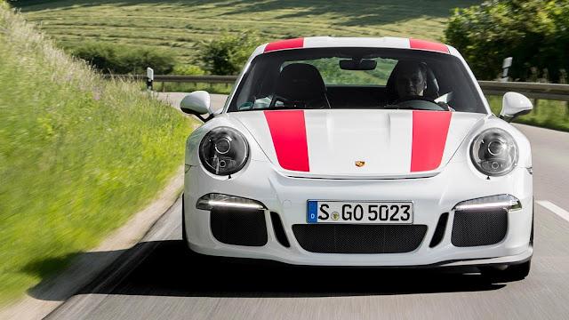 Porsche 911 R (2016) review