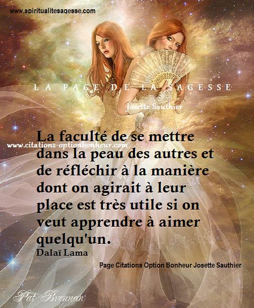 Citations Option Bonheur Citation Sur Aider Les Autres Du