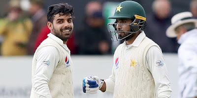 Shadab Khan and Faheem Ashraf have Promising Futures