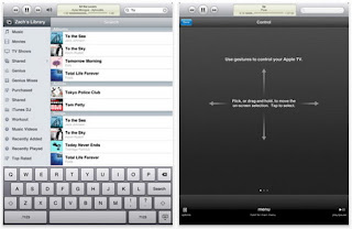 Apple's Remote app 2.0 for iPad, iPhone, and iPod Touch available for download