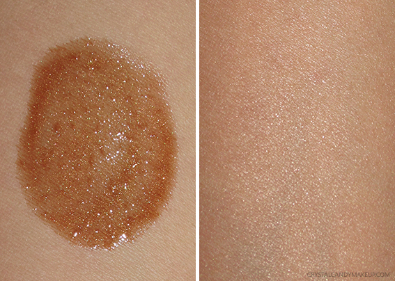NARS Tahiti Bronze Laguna Liquid Monoï Body Glow I Bronzing Oil Review Photos Swatches