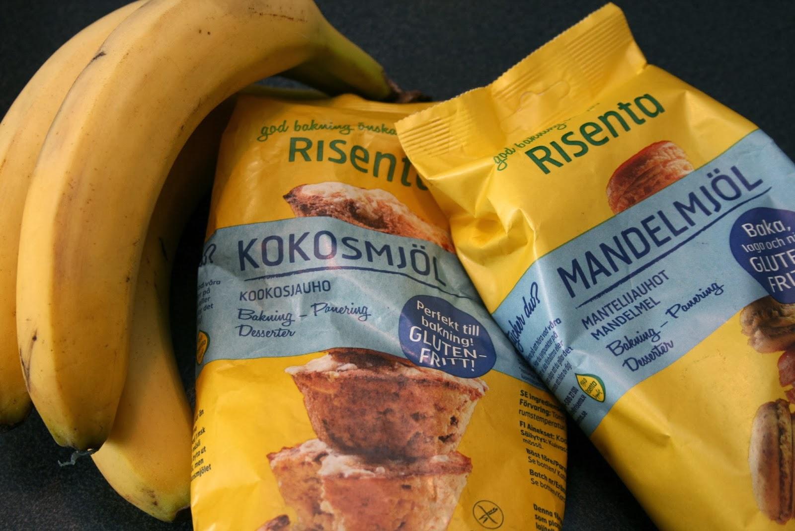 bananbröd vegan nyttigt