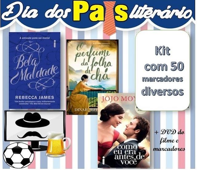 kit%2B1 Promoção | Dia dos pais literário