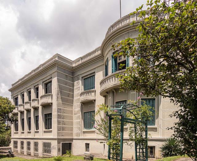 Museu Paranaense - fachada