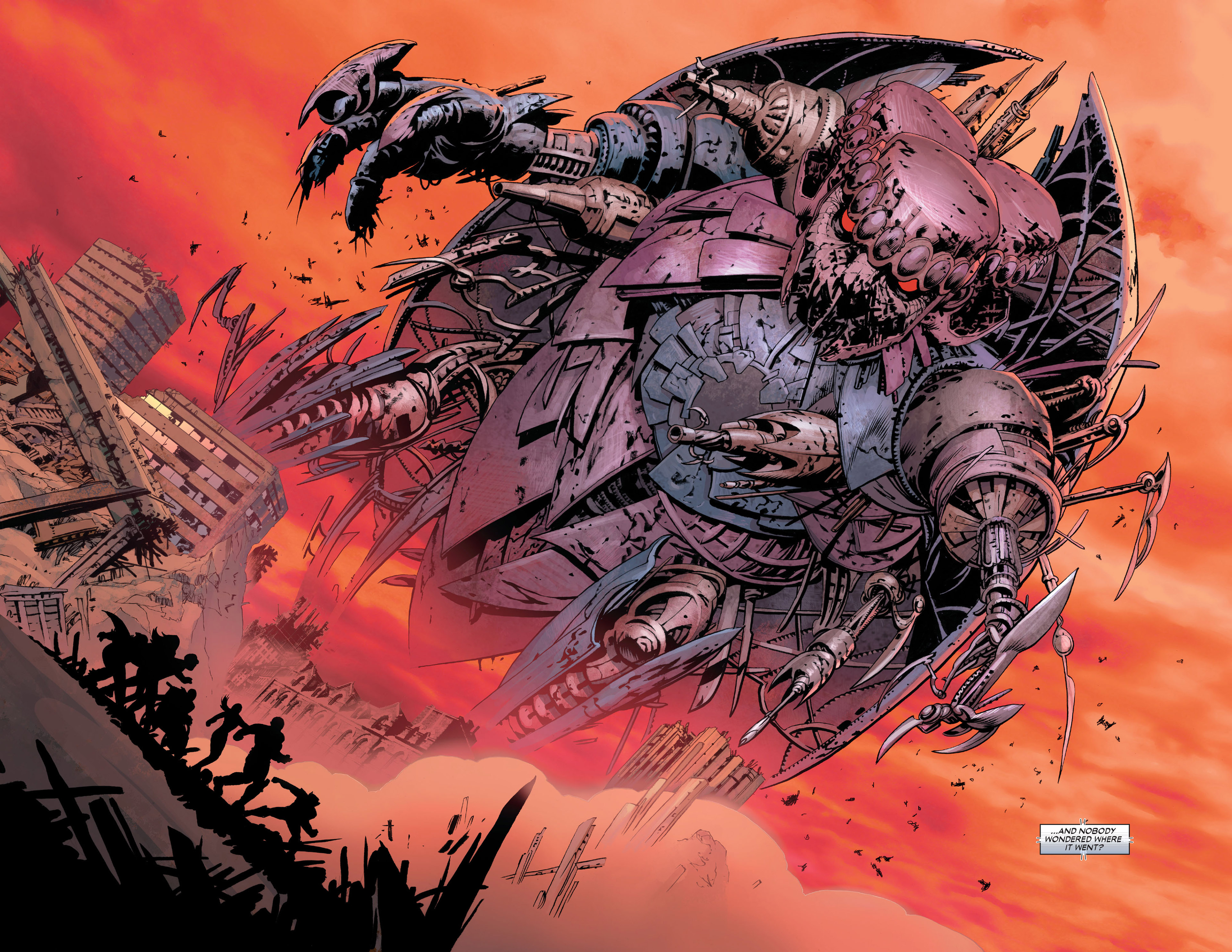 Read online Astonishing X-Men (2004) comic -  Issue #11 - 23