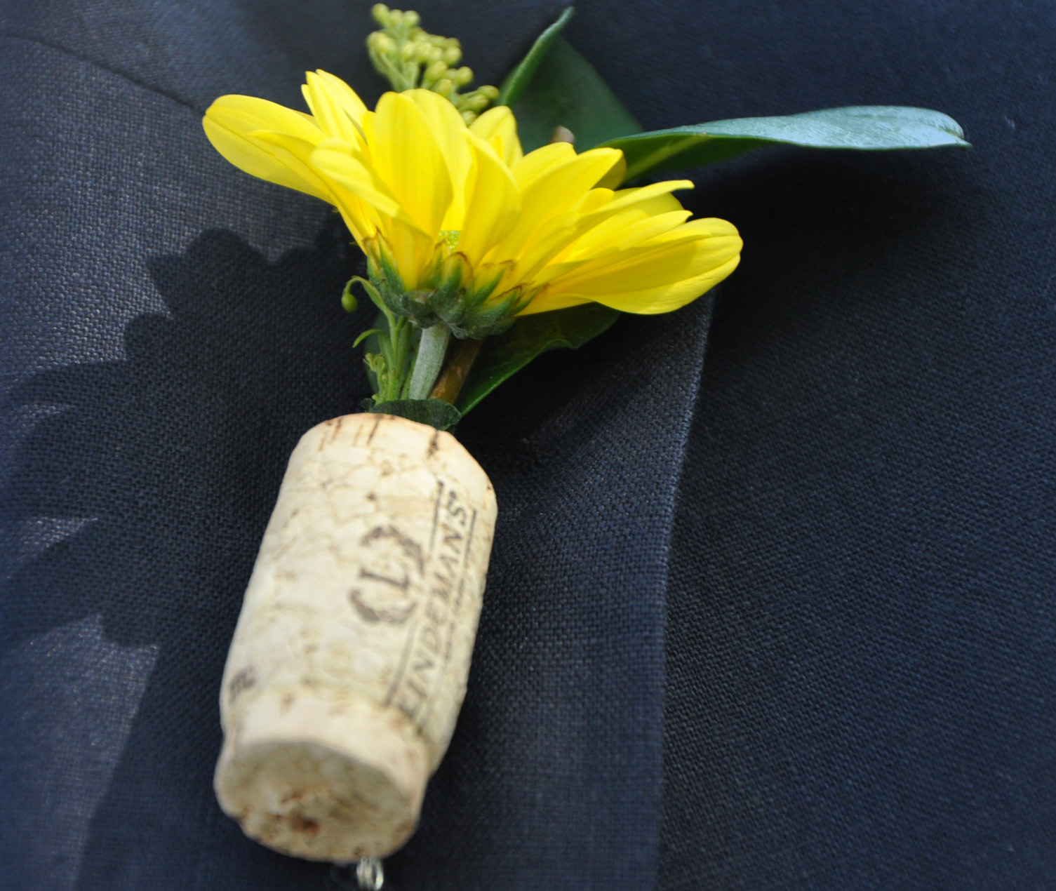 Cork Boutonniere: Shore Chicy Designs, By Harmonizing Homes, LLC: Decorating
