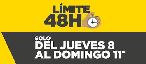 Mejores ofertas Límite 48 horas El Corte Inglés del 08-08 al 11-08