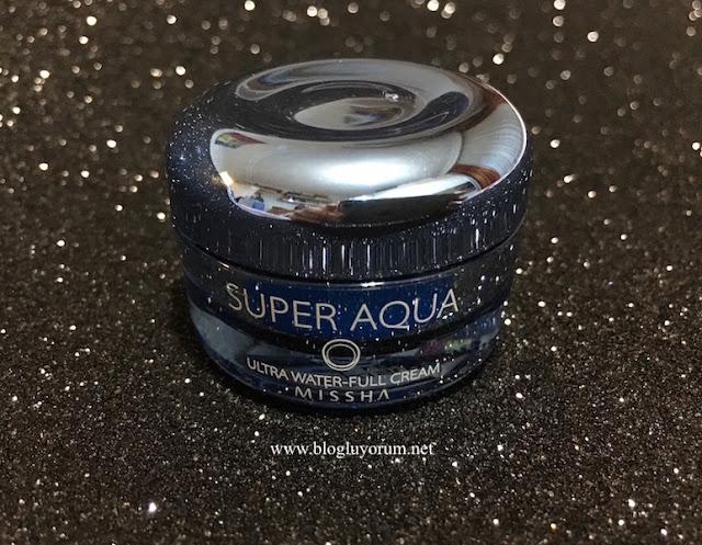 missha super aqua ultra water-full cream