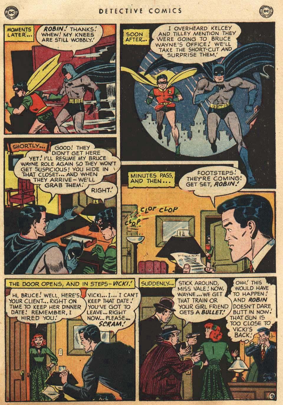 Detective Comics (1937) 155 Page 10