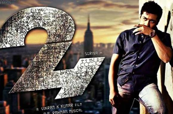 Complete cast and crew of 24 (film)  (2016) Telugu movie wiki, poster, Trailer, music list - Suriya Movie release date April 14, 2016