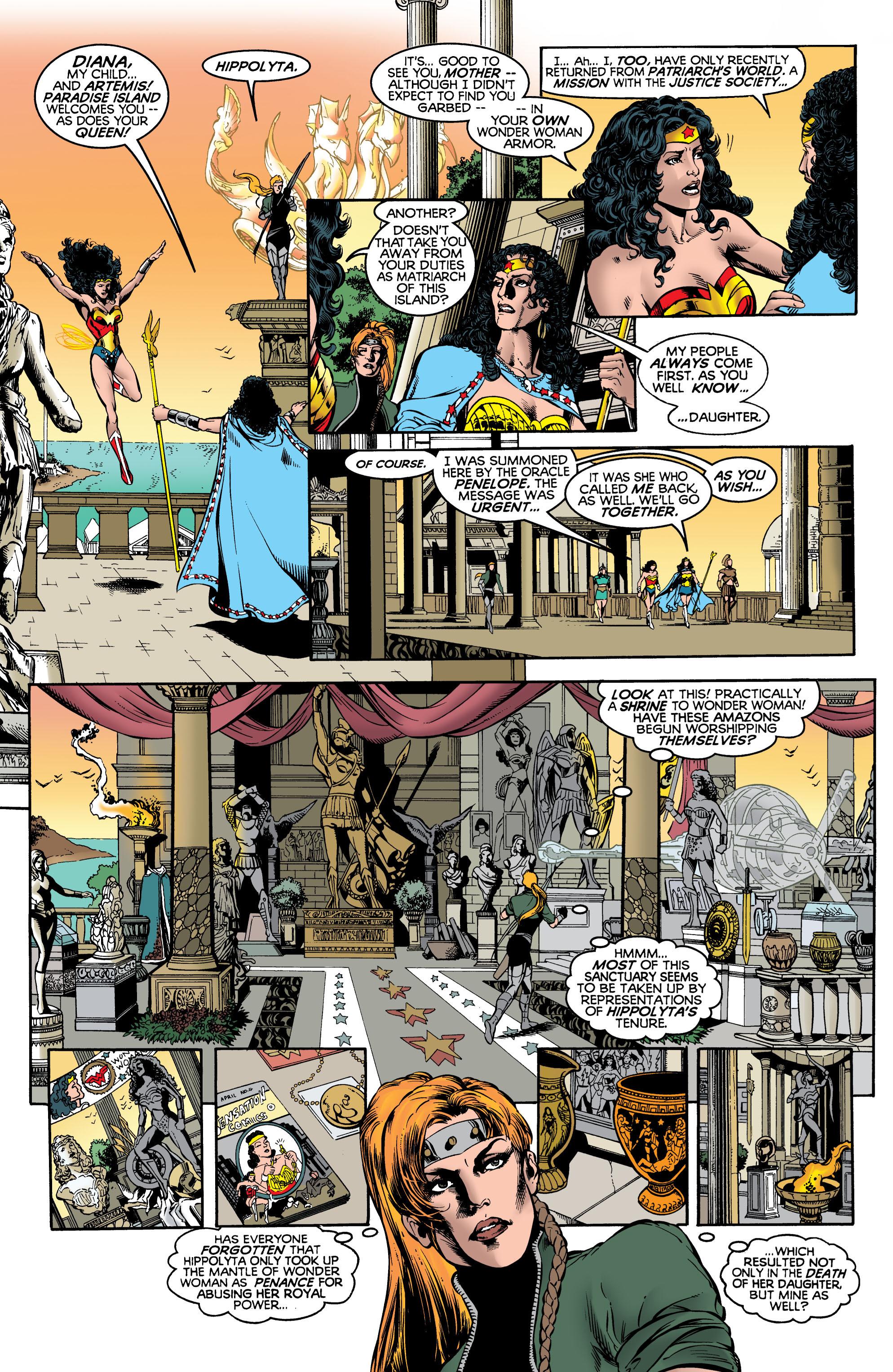 Read online Wonder Woman (1987) comic -  Issue #164 - 6