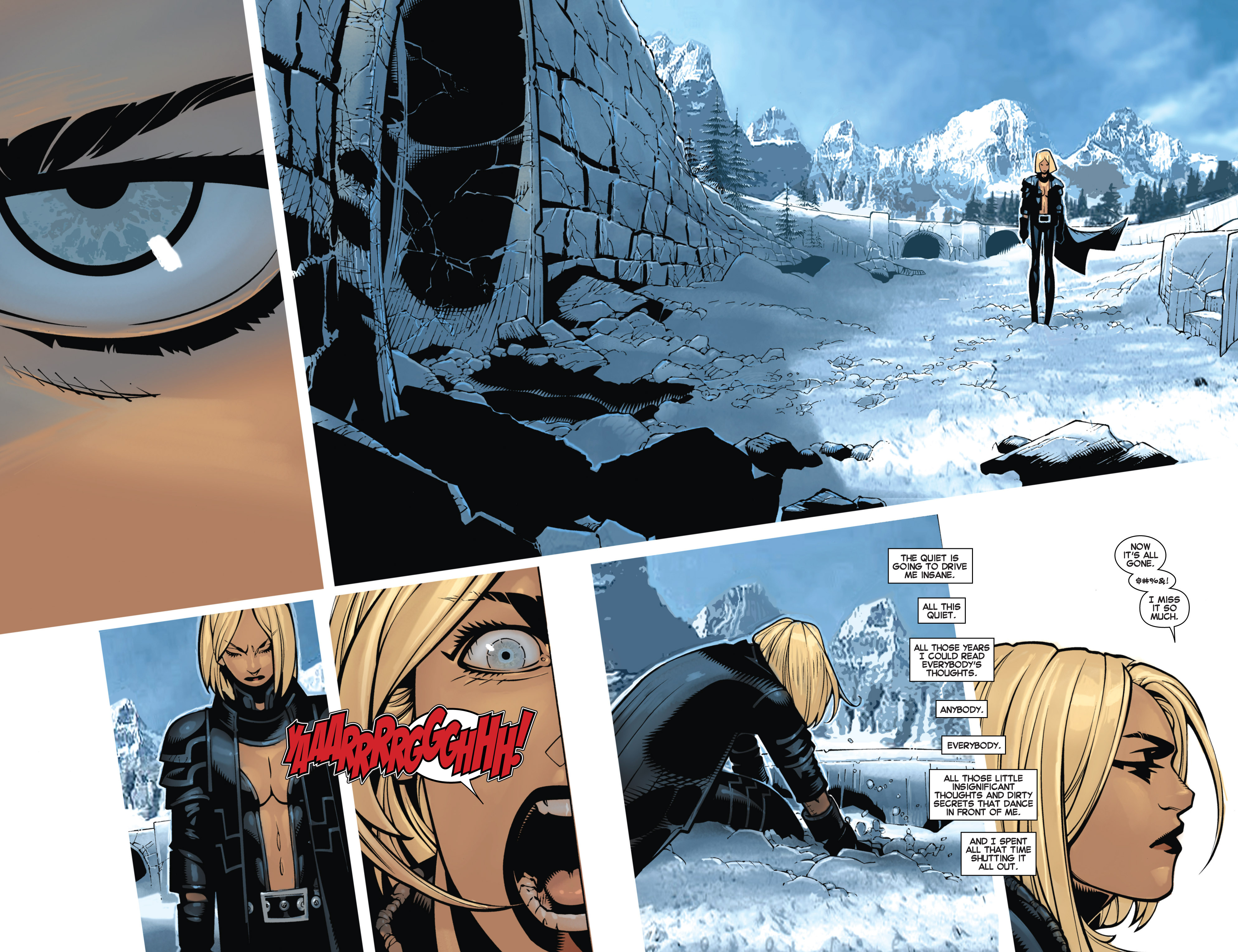 Read online Uncanny X-Men (2013) comic -  Issue # _TPB 1 - Revolution - 27