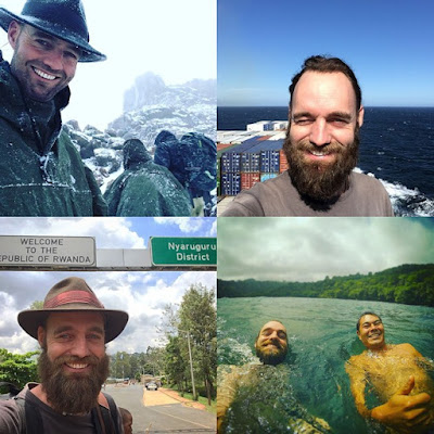 Hanya Dengan Rp 267 Ribu, Pria Ini Dapat Keliling Dunia