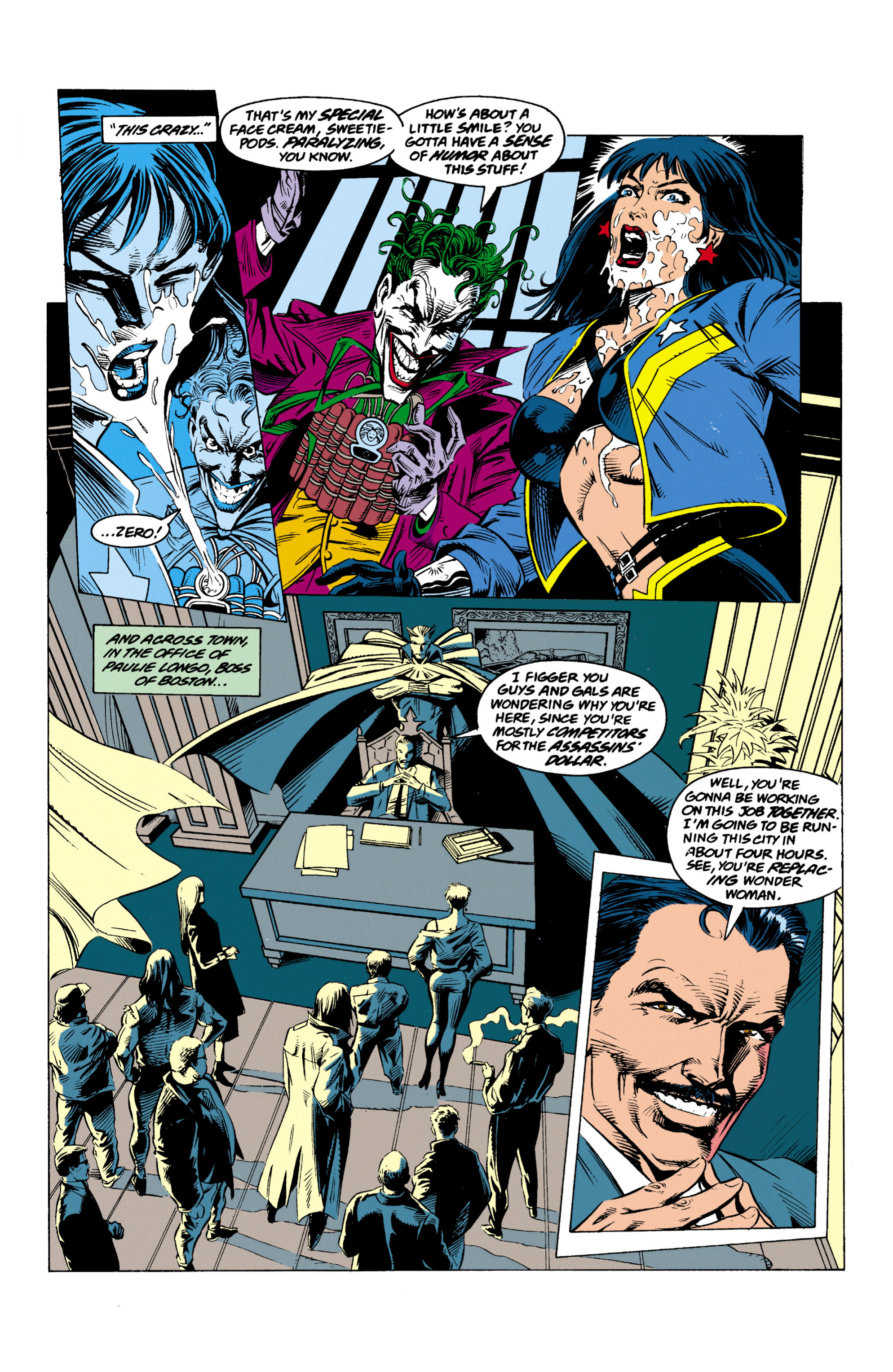 Read online Wonder Woman (1987) comic -  Issue #97 - 3