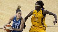BALONCESTO (WNBA Finals 2016) - Las Sparks pasan por encima de Minnesota y se ponen a un paso de su tercer anillo