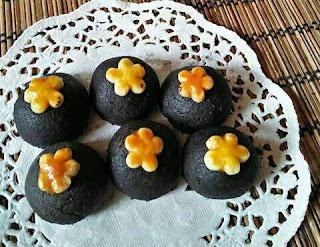 Resep kue kering black nastar