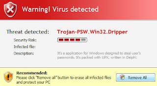 jenis virus komputer dan cara mengatasinya