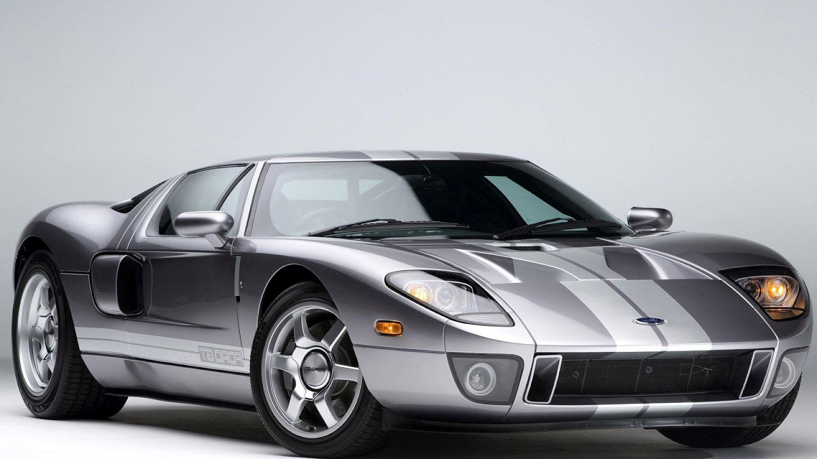 Free Cars HD: Ford Gt HD Wallpapers