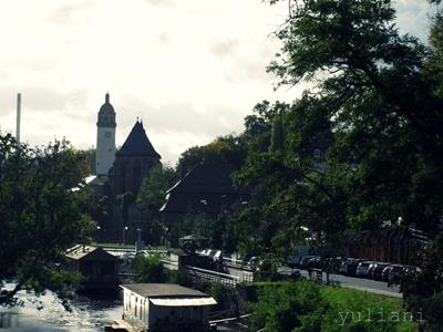 Hoechst, Wisata Kota Tua Frankfurt
