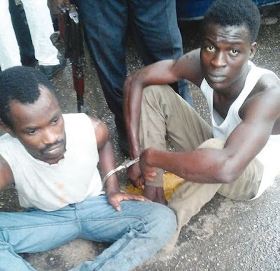 Ghanaian Man Arrested In Lagos For Renting Out Guns To Robbers