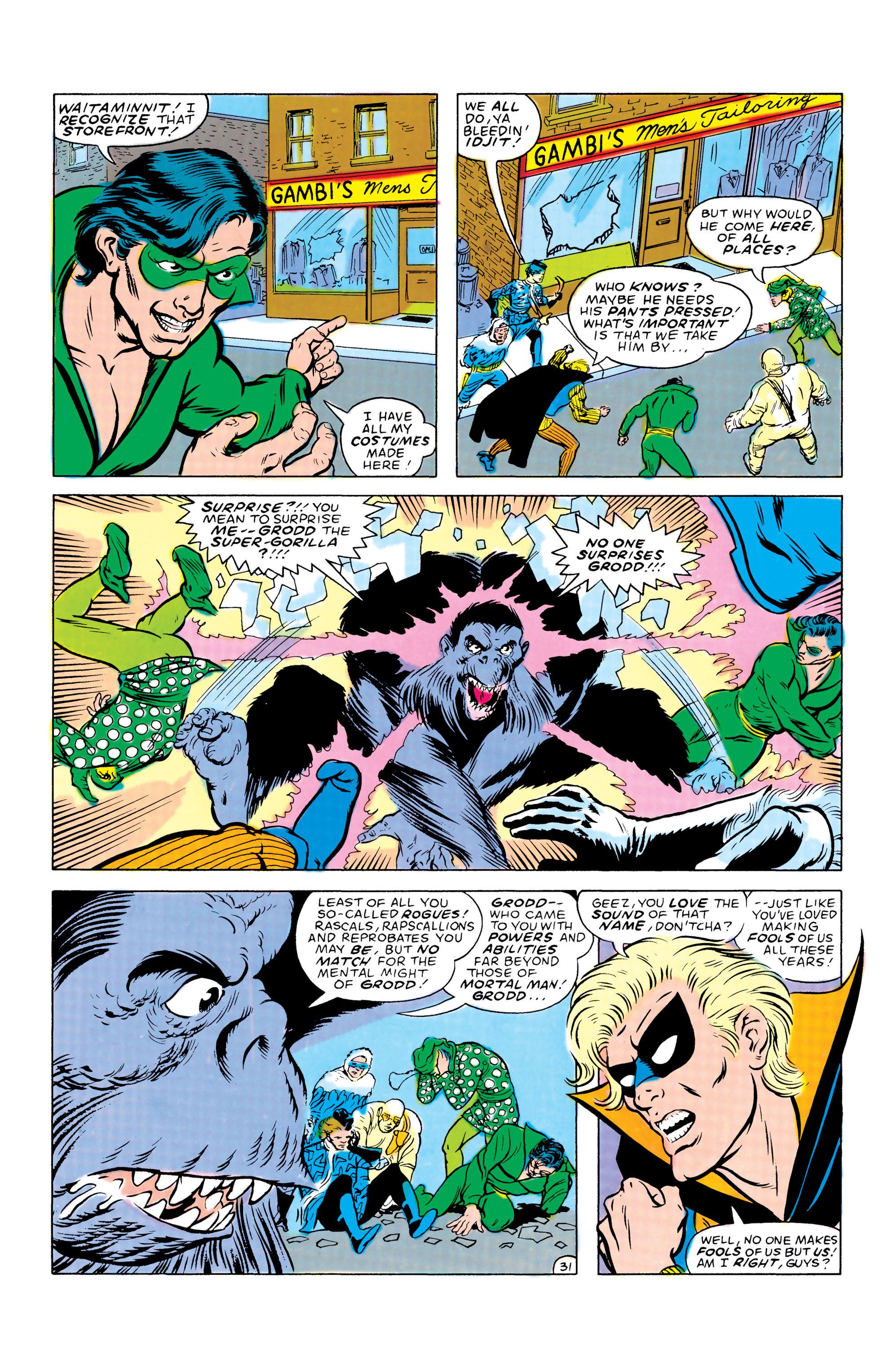 Read online Secret Origins (1986) comic -  Issue #41 - 32