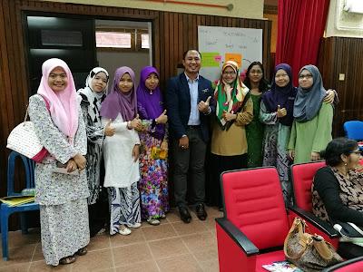 Seminar PAK21 di PPD Kinta Utara