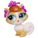 Littlest Pet Shop Pet Pawsabilities Madame Pom LeBlanc (#3666) Pet