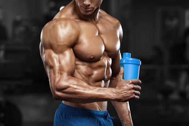 هل يمكن بناء عضلات بدون بروتين ؟