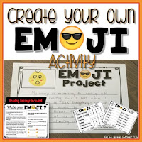 Create Your Own Emoji Project: Emojis in the Classroom