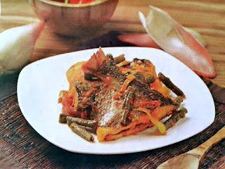 Gambar Resep Ikan Masak Kecombrang