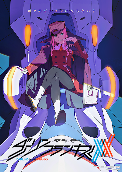 Darling in the FranXX [Manga] [Capítulos 6/??] [PDF]