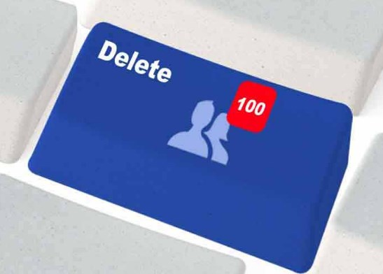 how to delete a friend on facebook