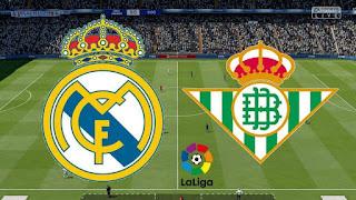 مباراة ريال مدريد ضد بيتيس بث مباشر