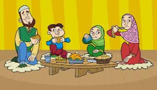 Doa Sebelum Makan Dan Sesudah Makan Atau Minum Lengkap